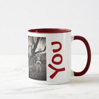Nous vous aimons tasse de jour de mères de photos