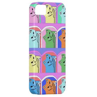 Nouveau cadeau coloré mignon de cas de l'iPhone 5  Étui iPhone 5