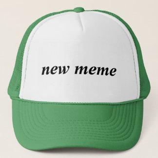 nouveau casquette de meme