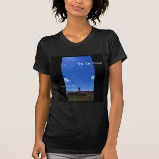 Nouveau ciel bleu (foncé) t-shirt