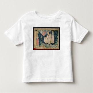 Nouveau Jérusalem T-shirt Pour Les Tous Petits