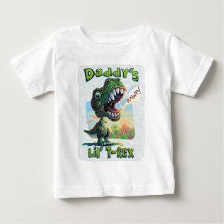Nouveau Lil T Rex T-shirt Pour Bébé