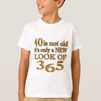 Nouveau look 40 de 365 t-shirt