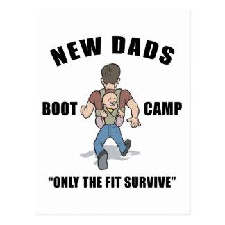 Nouveau papa Boot Camp