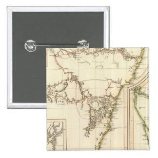 Nouveau S Pays de Galles, Land de Van Diemen's Badges