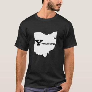Nouveau T-shirt de Youngstown Ohio