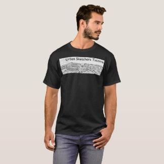 Nouveau T-shirt foncé