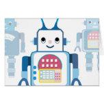 Nouveautés bleues fraîches de cadeaux de robot