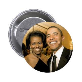 NOUVEAUX couples de puissance des Etats-Unis Badge Rond 5 Cm