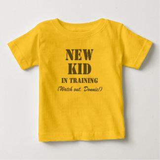Nouvel enfant en formant Donnie - T-shirt