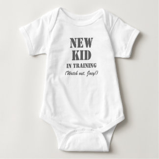 Nouvel enfant en formant Joey - T-shirt d'enfants
