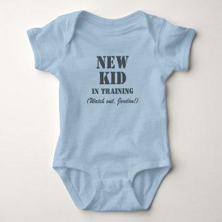 Nouvel enfant en formant la Jordanie - T-shirt