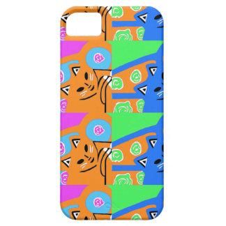 Nouvelle caisse mignonne de l'iPhone 5 de chat ora Coque Case-Mate iPhone 5