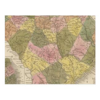 Nouvelle carte de la Caroline du Sud 2