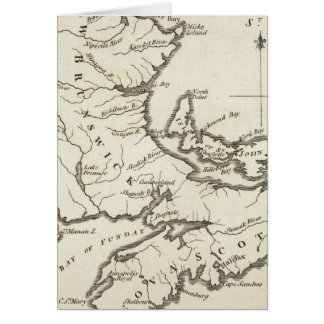 Nouvelle carte de la Nouvelle-Écosse, Nouveau