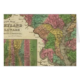 Nouvelle carte du Maryland et du Delaware 2