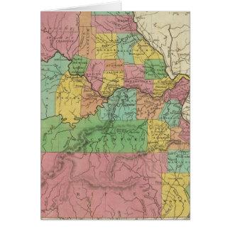 Nouvelle carte du Missouri