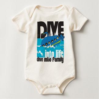 Nouvelle chemise d'addition pour des nourrissons body