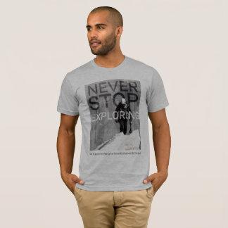 Nouvelle conception de T-shirt de motivation du