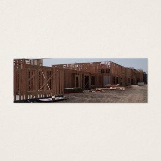 Cartes de visite nouvelle construction for Carte visite construction