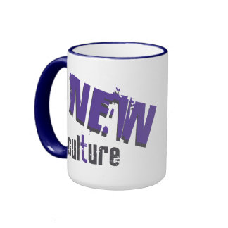 Nouvelle culture tasse à café