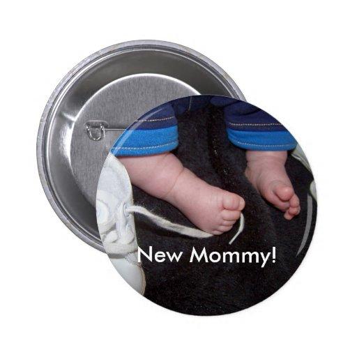 Nouvelle maman ! badge