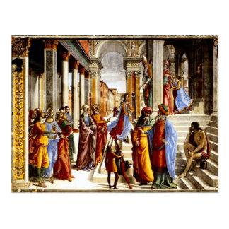 Nouvelle Santa Maria, présentation de Mary Carte Postale