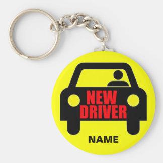 Nouvelle sécurité faite sur commande de conducteur porte-clé rond