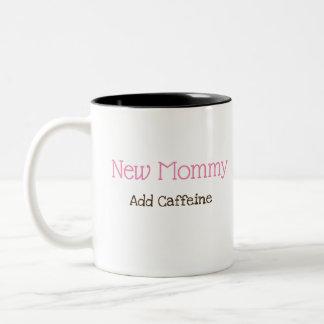 Nouvelle tasse de maman