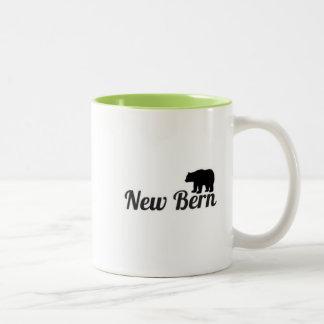 Nouvelle tasse d'ours de Berne