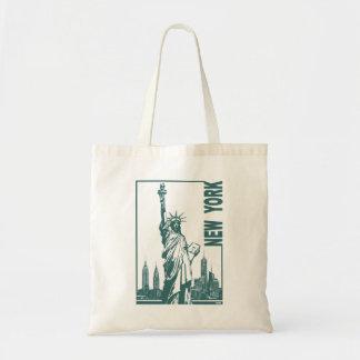 Nouvelle York-Statue de la liberté Tote Bag