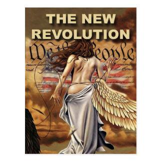Nouvelles cartes postales de révolution américaine