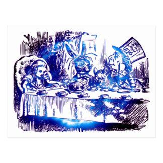 Nova de bleu d'Alice Carte Postale