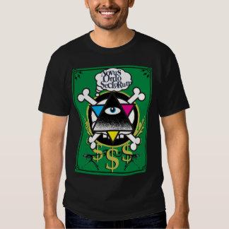 Novus Ordo Seclorum T-shirts