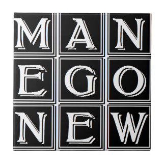 Now new man petit carreau carré