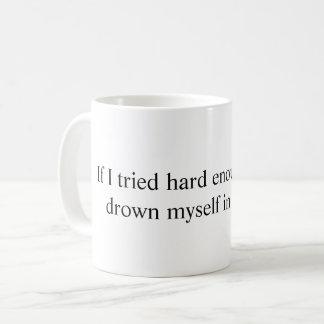 Noyez la tasse