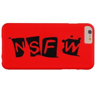 NSFW non sûr pour le travail