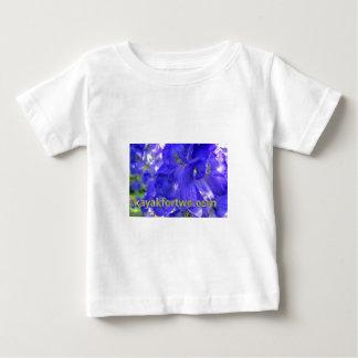 Nuage bleu t-shirt