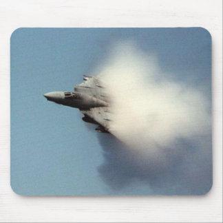 Nuage Mousepad de la vapeur F-14 Tapis De Souris