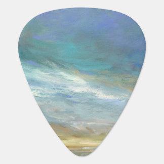 Nuages côtiers onglet de guitare