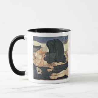 Nuit, 1890 (huile sur la toile) mug