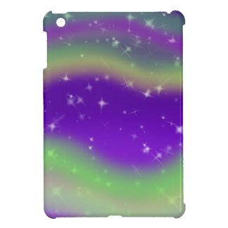 Nuit d'arc-en-ciel coques pour iPad mini