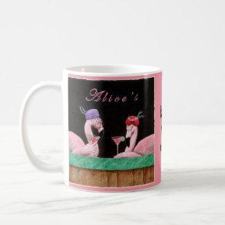 Nuit de dames mug