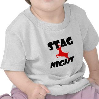 nuit de mâle t-shirts