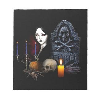 Nuit de vampires bloc-note
