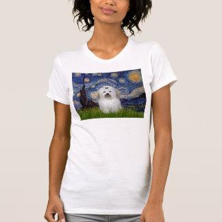 Nuit étoilée - coton de Tulear 2 T-shirt