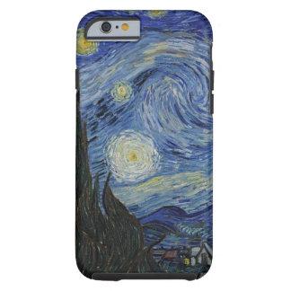 Nuit étoilée de Van Gogh Coque iPhone 6 Tough