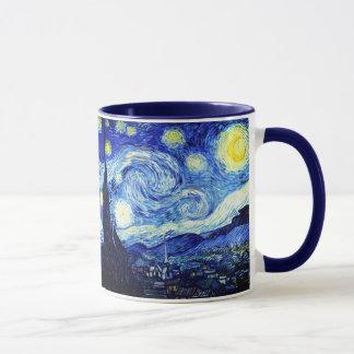 Nuit étoilée par Van Gogh Tasses