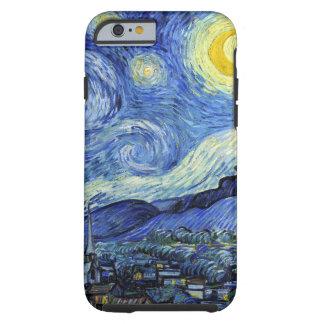 Nuit étoilée par Vincent van Gogh Coque iPhone 6 Tough