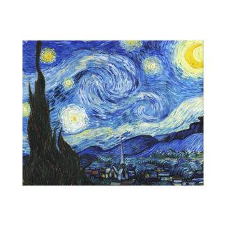 Nuit étoilée par Vincent van Gogh Toiles